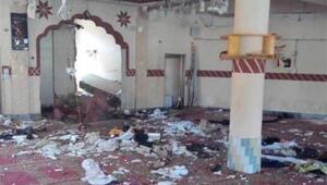 Pakistanda camide patlama: Çok sayıda ölü var