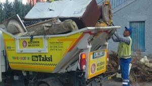 Alo çöp taksi