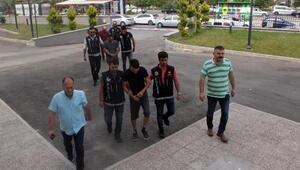 Karamanda uyuşturucu operasyonu: 3 kişi gözaltı