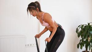 Kolları sıkılaştırmak için pratik egzersizler