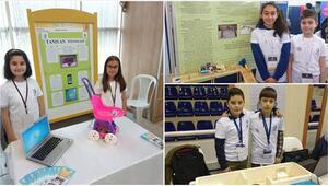 Enderun Yetenekli Çocuklar Merkezi, 7 projeyle TEKNOFESTe katılacak