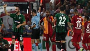 Yukatel Denizlispor - Galatasaray maçından fotoğraflar...