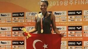 Milli yüzücü İpek Yalkı dünya ikincisi oldu
