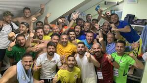 Menemenspor, Giresun deplasmanında 2-0 kazandı İlkleri yaşadı...