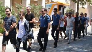 FETÖ şüphelileri Yunanistana kaçmaya çalışırken yakalandı