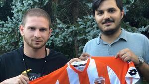 Giorgi Arabidze, Adanaspor'da   Transfer haberleri...