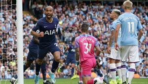Manchester City 2-2 Tottenham