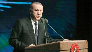 Erdoğan'dan 17 Ağustos mesajı