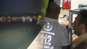 Son dakika... Sarıyerde minibüs denize uçtu 6 kişi yaralı