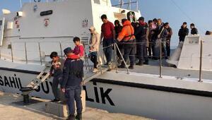 Edirnede 42 kaçak göçmen yakalandı