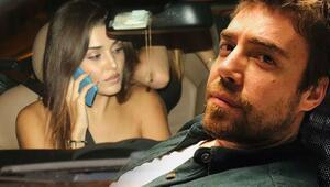 Hande Erçel çevirmeye takılınca sevgilisi Murat Dalkılıçı aradı