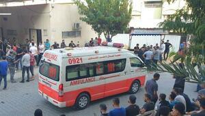 İsrail, Gazze'yi vurdu: 3 kişi hayatını kaybetti