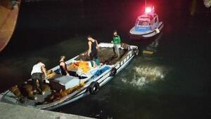 Tekirdağda, kaçak midye avcılığına 5 gözaltı