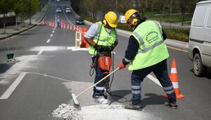 7 ayda 23 ton beton atığı temizlendi