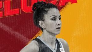 Ceyda Kozluca, Bellona Kayseri Basketbolda
