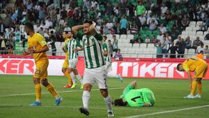 Konyaspor 0-0 Ankaragücü