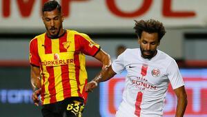 Antalyaspordan Göztepeye tek kurşun