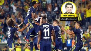Fenerbahçenin gecesi
