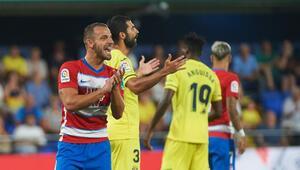 Soldado La Ligayı salladı 1 gol, 1 asist...