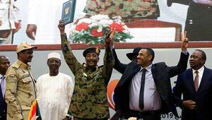 Sudanda muhalefet konseyin 5 sivil üyesi belli oldu