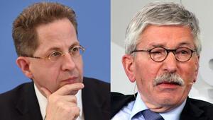 SPD'de Sarrazin, CDU'da Maassen