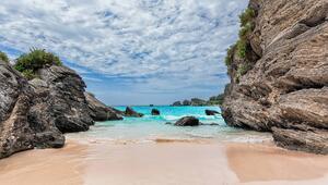Dünyanın en sıra dışı 10 plajı Hepsinin rengi pembe...