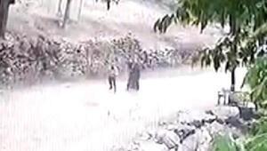 Başına kaya parçası isabet eden Halil, hayatını kaybetti