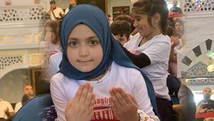 Camide dua ederek okula başladılar