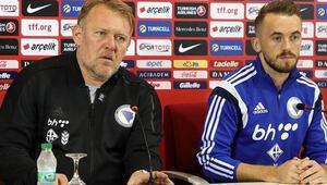 Bosna Hersekli beş futbolcuya milli davet