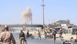 İdlibte konvoyumuza hava saldırısı düzenlendi