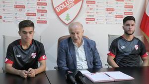Bolusporda 3 yeni transfer