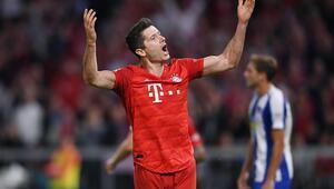 Bayern Münih 2-2 Hertha Berlin (ÖZET)