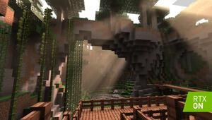 Minecraft'a  gerçek zamanlı ışın izleme teknolojisi geliyor