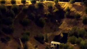 20 metrelik uçurumdan düşen aracın sürücüsü ağır yaralandı