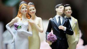Her 14 evlilikten biri eşcinseller arasında yapıldı