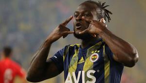 Son dakika: Fenerbahçede Victor Moses şoku