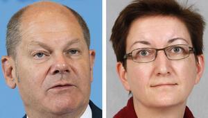Olaf Scholz, eş genel başkanını buldu