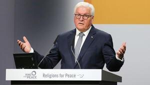 'Dinler artık savaş için malzeme yapılamaz'