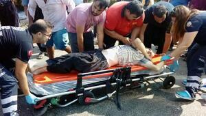 Kozanda trafik kazası: 1 ölü, 3 yaralı
