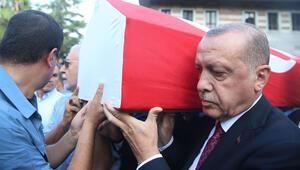 Prof. Dr. Haluk Dursun'a veda… Törene Cumhurbaşkanı Erdoğan da katıldı...