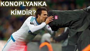 Yevhen Konoplyanka kimdir Beşiktaşın ilgilendiği Yevhen Konoplyanka hakkında bilgiler