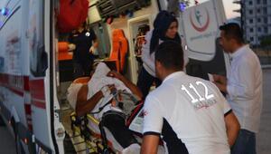 Husumetli aileler düğün salonunda kavga etti: 9 yaralı