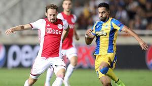 Devler Ligi play-off turunda 3 maç tamamlandı