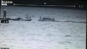Edirnede 49 kaçak göçmen yakalandı
