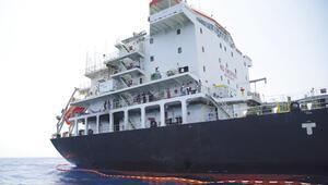 İrana ait petrol tankeri Suudi Arabistan yakınlarında arızalandı