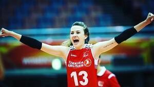 Milli Voleybolcu Meryem Boz:  Her maç final olacak