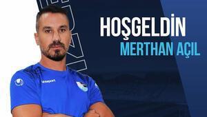 Son dakika transfer haberleri: Erzurumspor, Merthan Açılı transfer etti