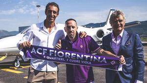 Franck Ribery, Floransaya indi | Transfer haberleri...