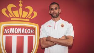 Islam Slimani resmen Monacoda | Transfer haberleri..