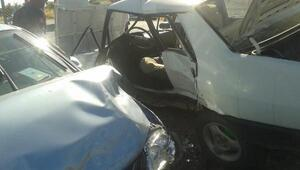 Malatyada zincirleme kaza: 3 yaralı